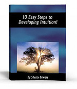 10 Easy Steps to Developing Intuition - Sherry Bowers