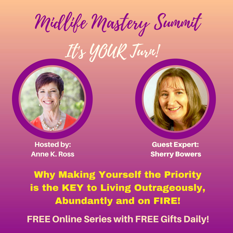 Midlife Mastery Summit - Sherry Bowers